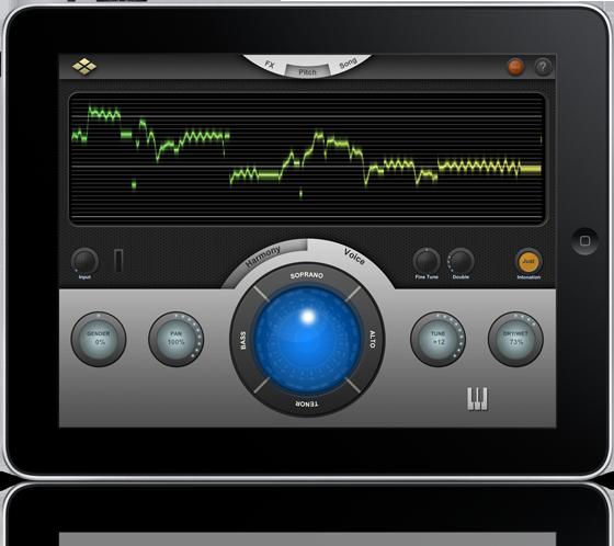 Harmony Voice - The Harmonizer for iPad/iPhone/iPod
