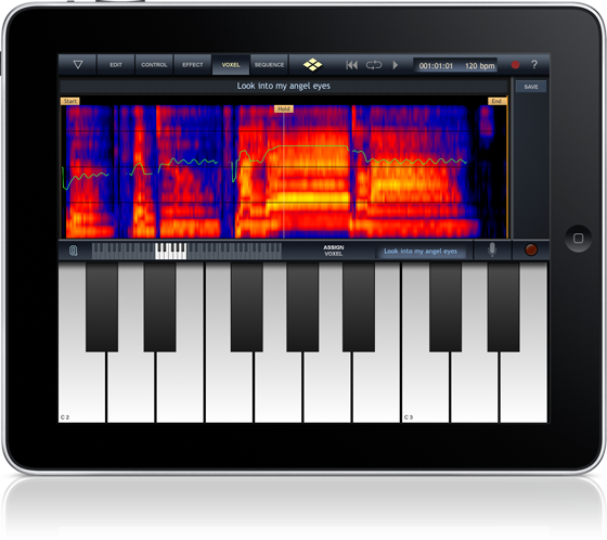 Ivoxel The Singing Vocoder For Iphone Ipod And Ipad Mac